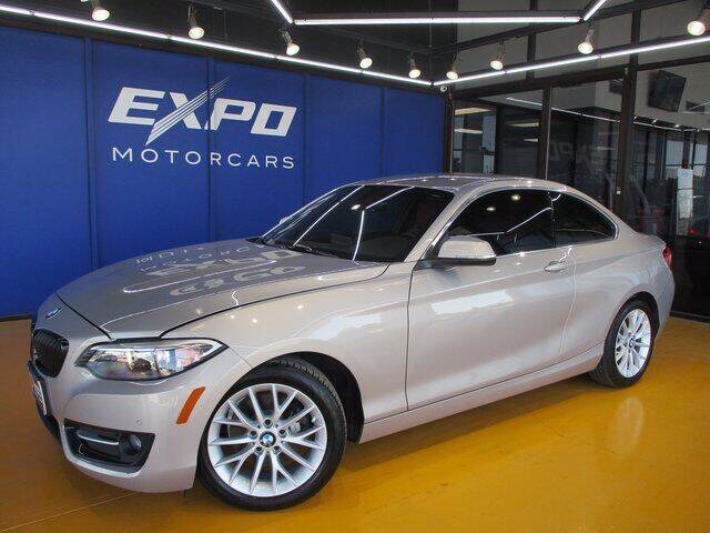 2016 BMW 2 Series for sale in Houston, TX