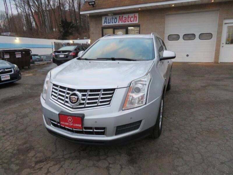 2014 Cadillac SRX for sale at Auto Match in Waterbury CT
