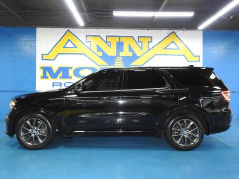 2017 Dodge Durango for sale at ANNA MOTORS, INC. in Detroit MI