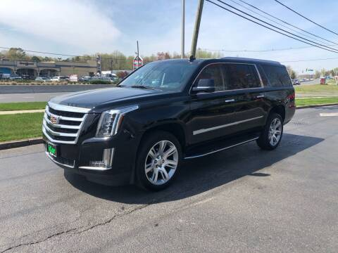 2020 Cadillac Escalade ESV for sale at iCar Auto Sales in Howell NJ