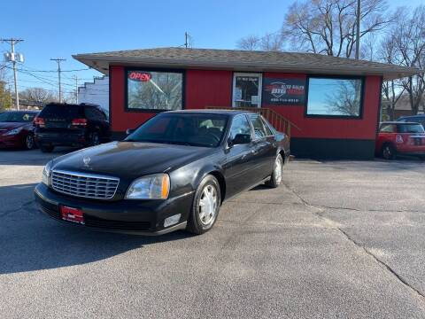 2005 Cadillac DeVille for sale at Big Red Auto Sales in Papillion NE