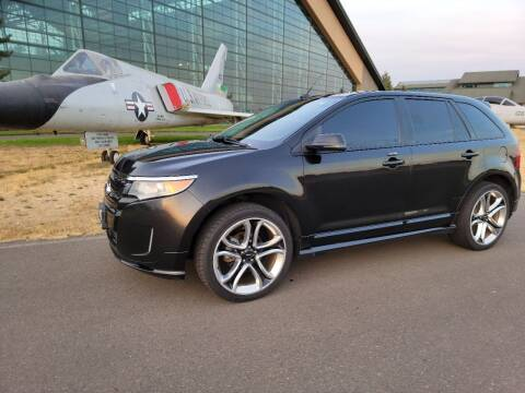 2013 Ford Edge for sale at McMinnville Auto Sales LLC in Mcminnville OR