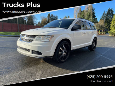 2011 Dodge Journey for sale at Trucks Plus in Seattle WA