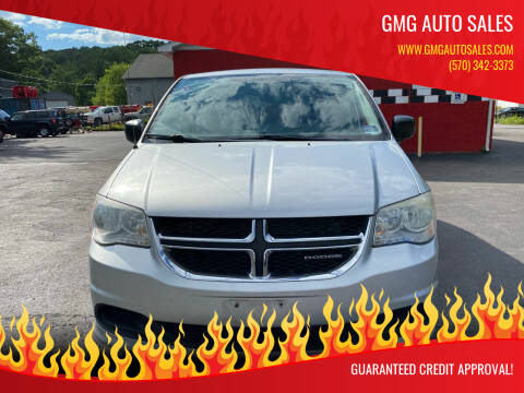 2012 Dodge Grand Caravan for sale at GMG AUTO SALES in Scranton PA