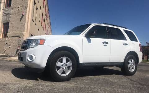 2012 Ford Escape for sale at Budget Auto Sales Inc. in Sheboygan WI