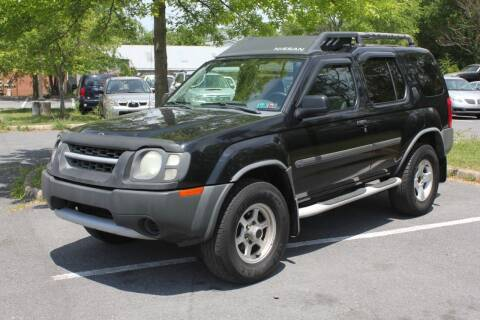 2004 Nissan Xterra for sale at Auto Bahn Motors in Winchester VA