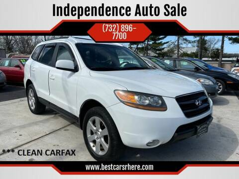2009 Hyundai Santa Fe for sale at Independence Auto Sale in Bordentown NJ
