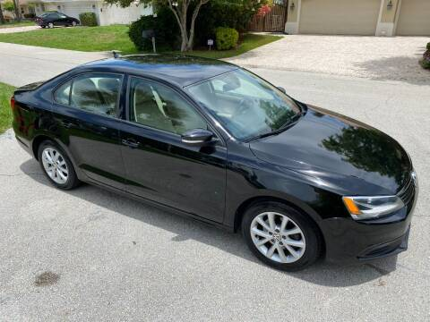 2012 Volkswagen Jetta for sale at Exceed Auto Brokers in Lighthouse Point FL