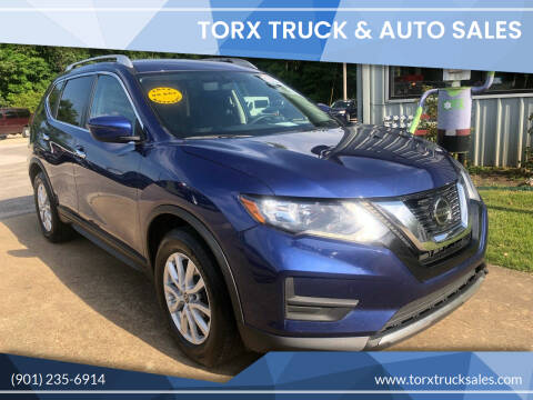 2018 Nissan Rogue for sale at Torx Truck & Auto Sales in Eads TN