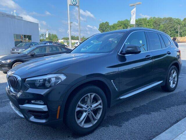 2019 BMW X3 for sale in Marietta, GA