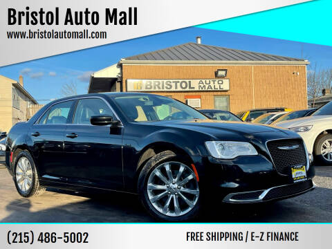 2018 Chrysler 300 for sale at Bristol Auto Mall in Levittown PA