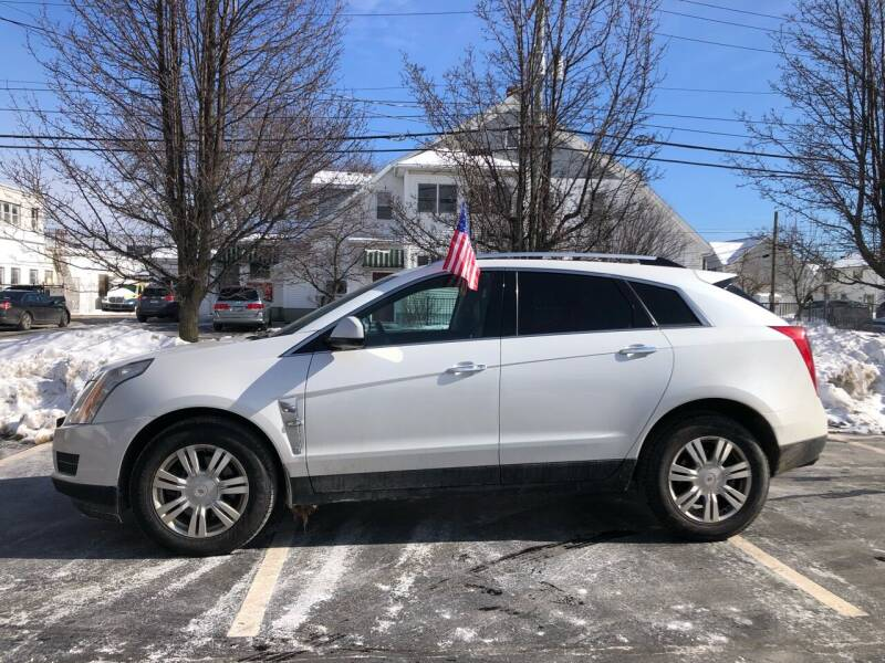 2011 Cadillac SRX for sale at Ataboys Auto Sales in Manchester NH
