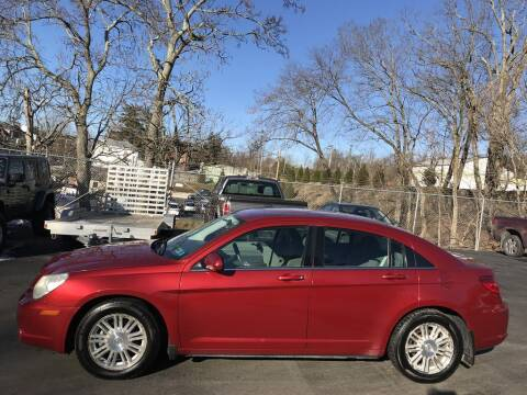 2008 Chrysler Sebring for sale at Premiere Auto Sales in Washington PA