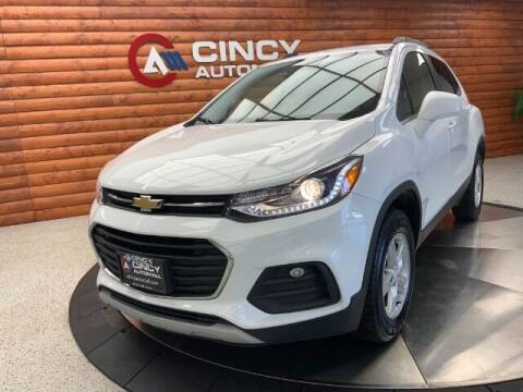 2017 Chevrolet Trax for sale at Dixie Motors in Fairfield OH