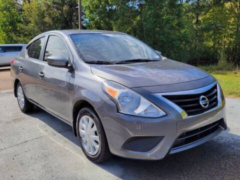 2018 Nissan Versa for sale at Southeast Autoplex in Pearl MS