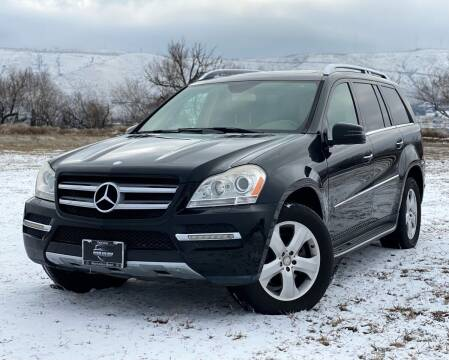 2012 Mercedes-Benz GL-Class for sale at Premier Auto Group in Union Gap WA