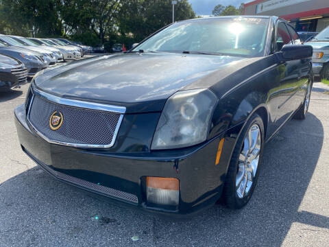 2004 Cadillac CTS for sale at Capital City Imports in Tallahassee FL