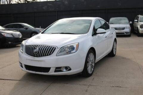 2014 Buick Verano for sale at F & M AUTO SALES in Detroit MI