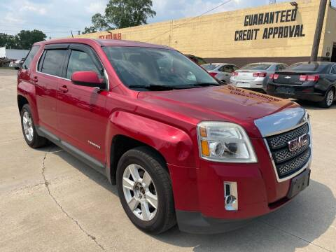 2013 GMC Terrain for sale at City Auto Sales in Roseville MI
