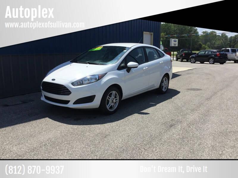 2018 Ford Fiesta for sale at Autoplex in Sullivan IN