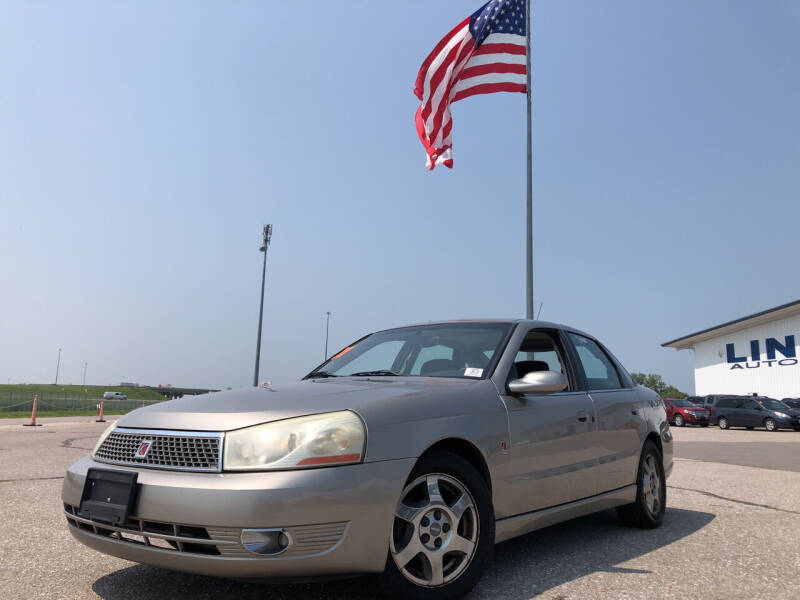 2003 Saturn L-Series for sale at Sonny Gerber Auto Sales in Omaha NE
