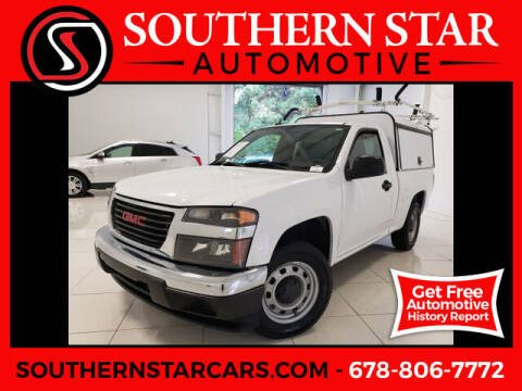 2012 GMC Canyon for sale at Southern Star Automotive, Inc. in Duluth GA