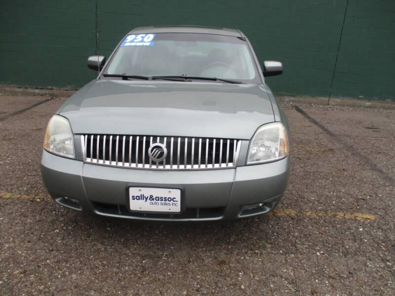 2005 Mercury Montego Premier 4dr Sedan - Alliance OH