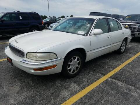 2000 Buick Park Avenue for sale at Cars Now KC in Kansas City MO