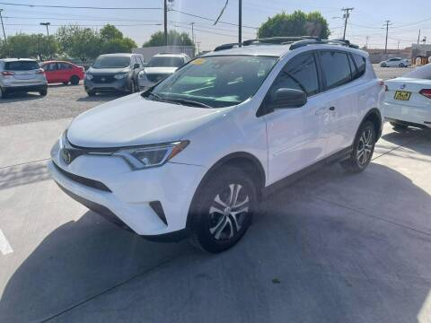 2018 Toyota RAV4 for sale at A AND A AUTO SALES in Gadsden AZ