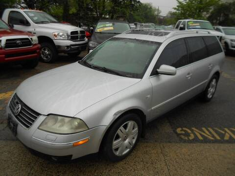 2002 Volkswagen Passat for sale at Precision Auto Sales of New York in Farmingdale NY