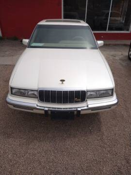 1992 Buick Riviera for sale at PYRAMID MOTORS AUTO SALES in Florence CO