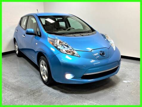 2011 Nissan LEAF for sale at AMG Auto Sales in Rancho Cordova CA