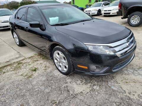 2010 Ford Fusion for sale at Warren's Auto Sales, Inc. in Lakeland FL
