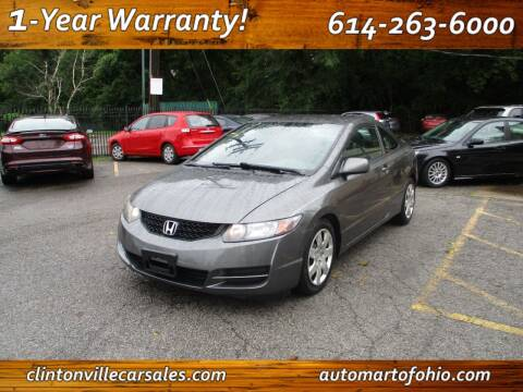 2010 Honda Civic for sale at Clintonville Car Sales - AutoMart of Ohio in Columbus OH