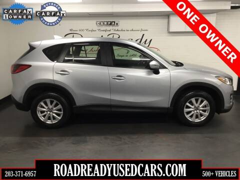 2016 Mazda CX-5 for sale at Road Ready Used Cars in Ansonia CT
