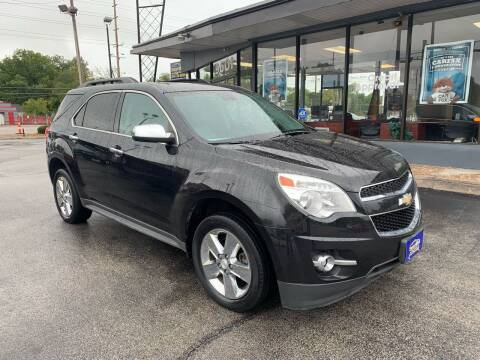 2013 Chevrolet Equinox for sale at Smart Buy Car Sales in Saint Louis MO