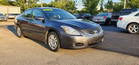 2012 Nissan Altima for sale at Wyss Auto in Oak Creek WI