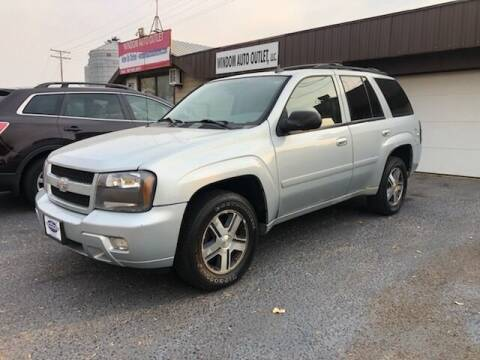 2007 Chevrolet TrailBlazer for sale at WINDOM AUTO OUTLET LLC in Windom MN