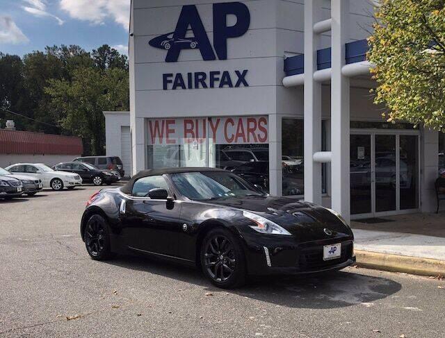 2015 Nissan 370Z for sale at AP Fairfax in Fairfax VA