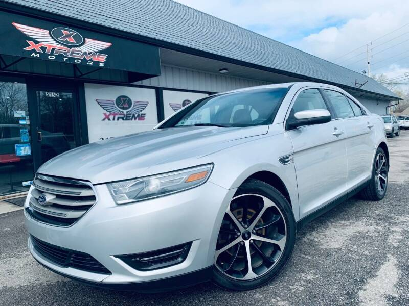 2014 Ford Taurus for sale at Xtreme Motors Inc. in Indianapolis IN