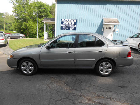 2006 Nissan Sentra for sale at Keiter Kars in Trafford PA