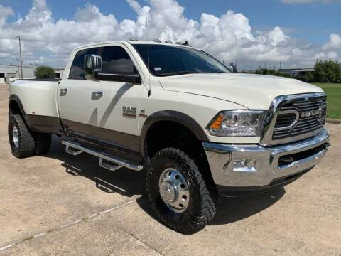 2018 RAM Ram Pickup 3500 for sale at Sam's Auto Sales in Houston TX