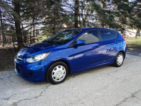 2012 Hyundai Accent for sale at HUSHER CAR CO in Caledonia WI