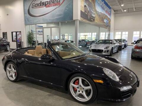 2011 Porsche 911 for sale at Godspeed Motors in Charlotte NC