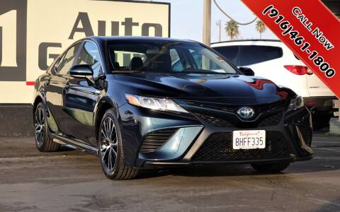 2019 Toyota Camry Hybrid for sale at H1 Auto Group in Sacramento CA