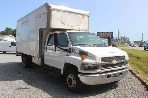 2004 Chevrolet C5500 for sale at Auto Connection 210 LLC in Angier NC