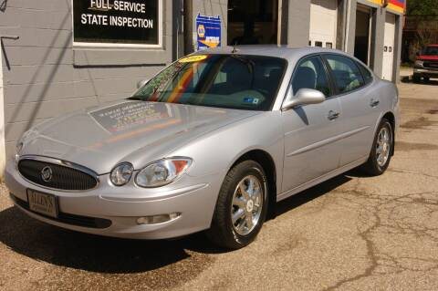 2005 Buick LaCrosse for sale at Allen's Pre-Owned Autos in Pennsboro WV