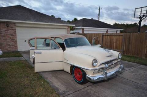 1954 Plymouth Savoy for sale at Haggle Me Classics in Hobart IN