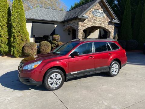2011 Subaru Outback for sale at Hoyle Auto Sales in Taylorsville NC