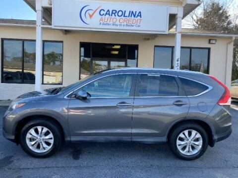 2014 Honda CR-V for sale at Carolina Auto Credit in Youngsville NC